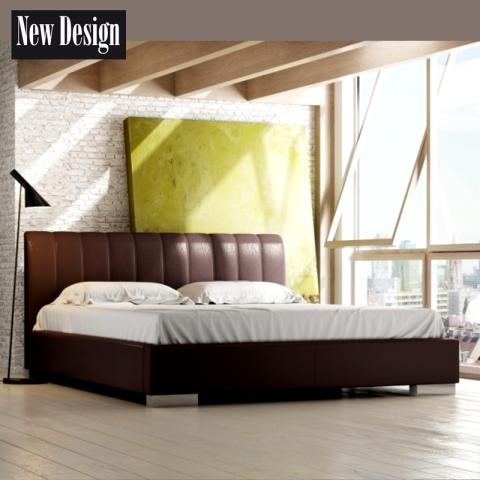 Łóżko NAOMI LUX NEW DESIGN tapicerowane