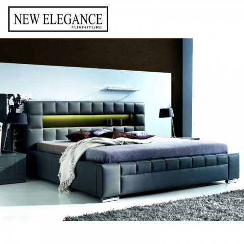 Łóżko tapicerowane Cezar