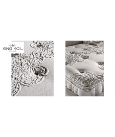 Materac SAVOY KING KOIL kieszeniowy