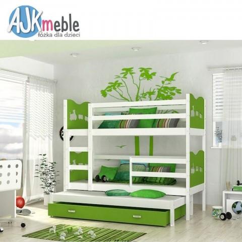 Łóżka MAX 3 AJK MEBLE