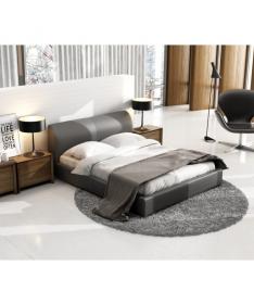 Łóżko CLASSIC LUX NEW DESIGN tapicerowane