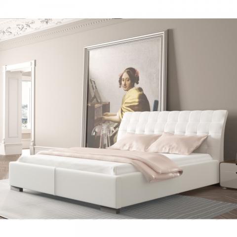 Łóżko MADISON PRESTIGE NEW ELEGANCE tapicerowane