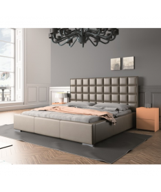 Łóżko QUADDRO MINI NEW DESIGN tapicerowane