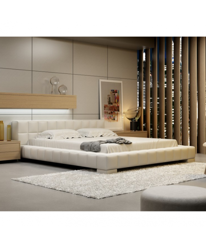 Łóżko LORENZO NEW NEW DESIGN tapicerowane
