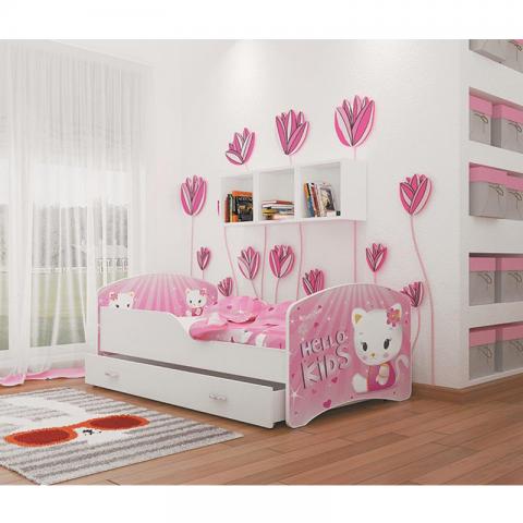 Łóżko IGOR AJK MEBLE dziecięce