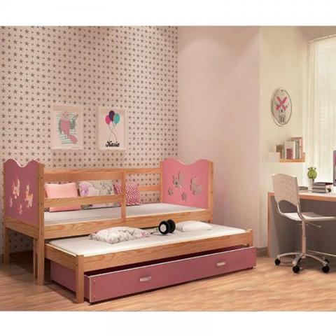 Łóżko MAX P2 AJK MEBLE
