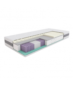 Materac Hybrid Premium SleepMed piankowy