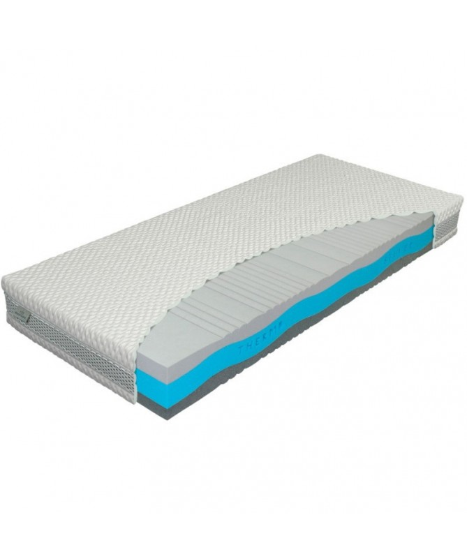 Materac THERMO SILVER MATERASSO 80x200 piankowy