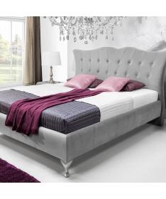 Łóżko tapicerowane Princessa