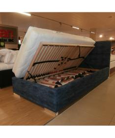 Łóżko MODEL XI NEW CONCEPT 90x200 tapicerowane – OUTLET
