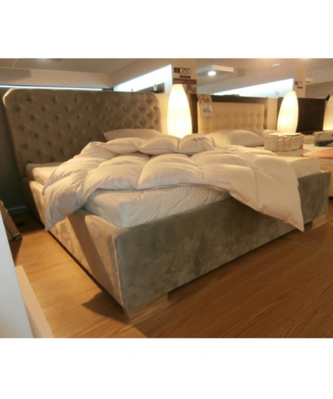 Łóżko MODEL XXII NEW CONCEPT 160x200 tapicerowane – OUTLET