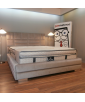 Łóżko LUXURY 300 NEW CONCEPT 160x200 tapicerowane – OUTLET