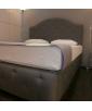 Łóżko LUXURY V NEW CONCEPT 160x200 tapicerowane – OUTLET