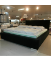 Łóżko MODEL XVI NEW CONCEPT 160x200 tapicerowane – OUTLET