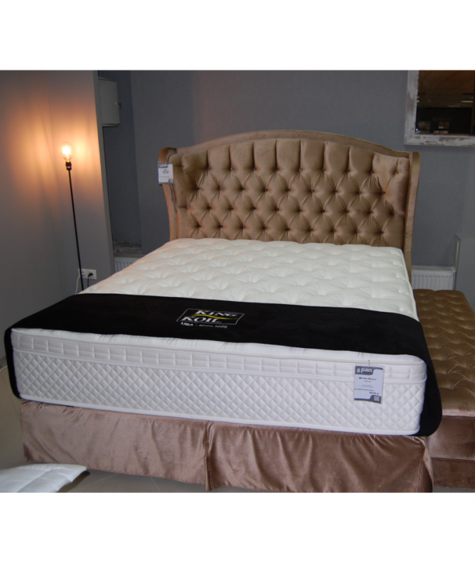 łóżko Chevalier King Koil 180x200 Kontynentalne Outlet