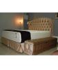 Łóżko CHEVALIER KING KOIL 180x200 kontynentalne – OUTLET