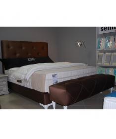 Łóżko MAGNIFIQUE KING KOIL 160x200 kontynentalne – OUTLET