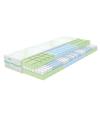 Materac COMFEEL® SPEED H3 160x200 SEMBELLA piankowo-sprężynowy - OUTLET