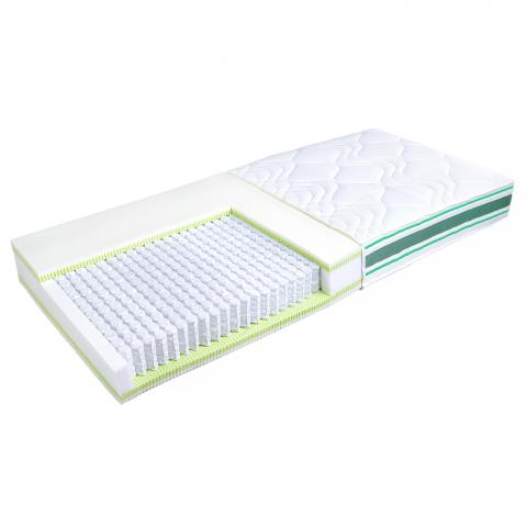 Materac ERATO JANPOL 80x200 lateksowo-kieszeniowy - poekspozycyjny