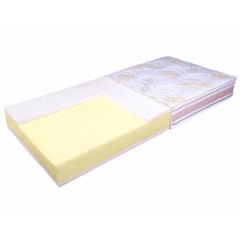 Materac PULSE FANTASY JANPOL 200x200 piankowy - poekspozycyjny
