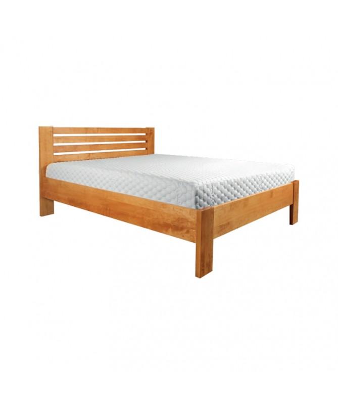 Łóżko drewniane Bergen