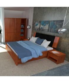 Łóżko drewniane Gotland Plus