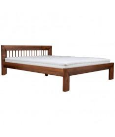 Łóżko drewniane Kiruna