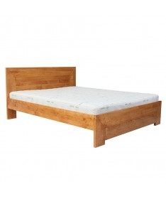 Łóżko drewniane Lund