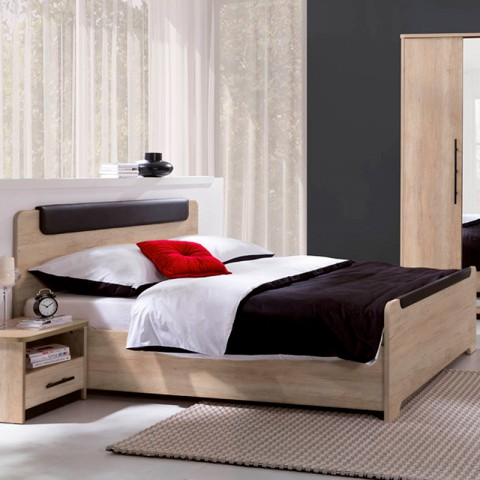 Łóżko BARCELONA STOLWIT płytowe