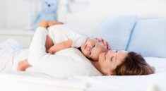 Materac dla niemowlaka - sypialnia