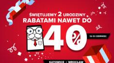 Urodziny Pan Materac Wrocławi Katowice