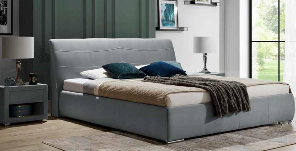 łóżka tapicerowane apollo s