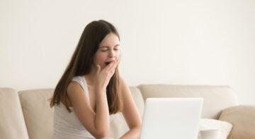 Hipersomnia - nadmierna senność